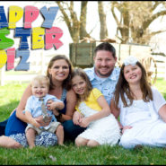 """Volume 6 Issue 2 – """"Happy Easter from theWELLBORNS!"""""""